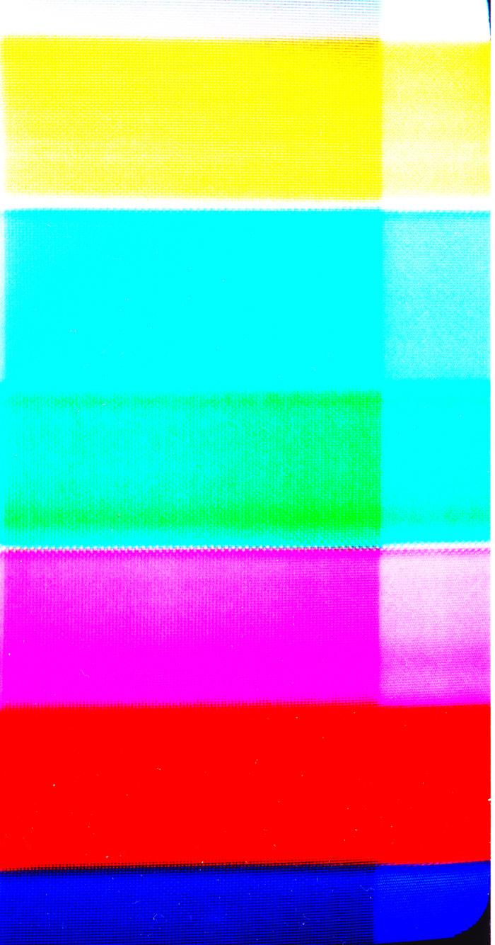 color bar 0